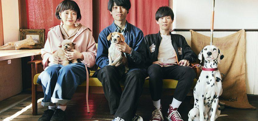 ★ 5/24(木)『Saucy Dog』★